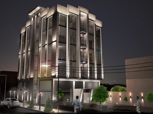 پروژه سعدی شیراز